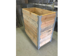 Компостер деревянный KD 90 1x1x0.9 м [ФМ3920]