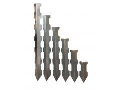 Колышки для деревянных грядок KD15 (комплект - 4 шт) [ФМ3898]