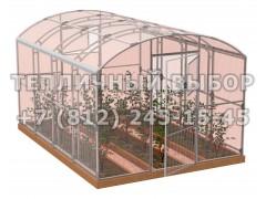 Теплица Весна-4 2Д стандарт Оц100 ПК-3 НАНО [ФМ3882]
