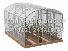 Теплица Весна-4 2Д стандарт Оц100 ПК-3 [ФМ3878]