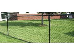 Забор из сетки рабица, цена за 1 погонный метр [ФМ4373]