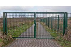 Распашные ворота из гиттера 1.8*3 м [ФМ4379]
