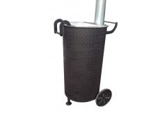 Бочка для сжигания мусора Усиленная [ФМ4644]
