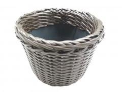 Плетеное кашпо 10 литров [ФМ4595]