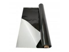 Пленка Светлица Грунт для мульчирования (черно-белая, 60мкм, ширина 1,2м) [ФМ2431]