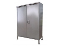 Шкаф для газовых баллонов (на 2 баллона) [ФМ1419]