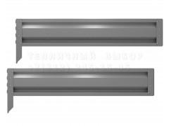 Элемент ограждения, длина 1 м (комплект 2 шт) [ФМ2224]