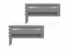 Элемент ограждения, длина 50 см (комплект 2 шт) [ФМ2222]
