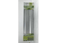 Готовая грядка в упаковке НИЗКАЯ, высота - 14 см, длина - 2 м, ширина - 1 м (комплект из 6 панелей) [ФМ2430]