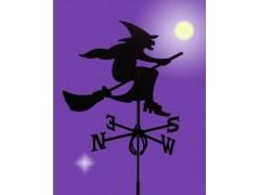 Флюгер Ведьма [ФМ3169]