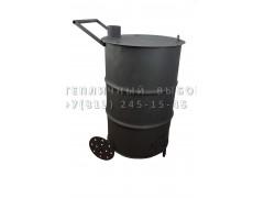 Бочка для сжигания мусора Б/У [ФМ3229]