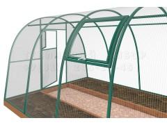 Форточка на крышу 93 широкая, цвет зелёный [ФМ2170]