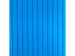 Сотовый поликарбонат (6х2100х6000), синий [ФМ395]