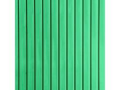 Сотовый поликарбонат (6х2100х12000), зеленый [ФМ2221]
