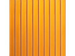 Сотовый поликарбонат (4х2100х12000), бронзовый [ФМ383]
