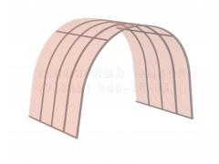Удлинитель для теплицы Усадьба стандарт Оц50 НАНО [ФМ2671]