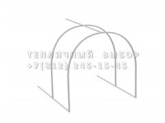 Удлинитель для теплицы Агроном микро Оц100 каркас [ФМ3190]