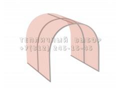Удлинитель для теплицы Агроном микро Оц100 НАНО [ФМ3273]